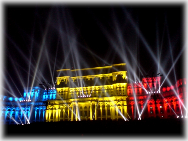 Bukareszt - Parlament