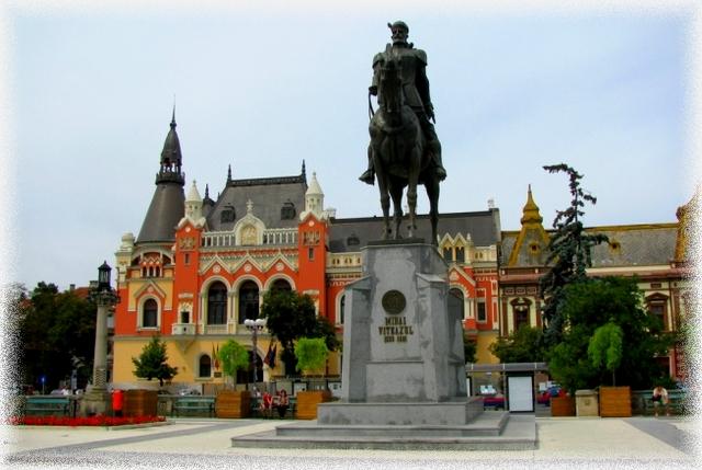 Cluj Piata Unirii