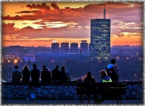 Belgrade - The Contemplation Hill