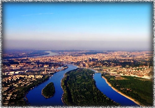 Belgrade - The River