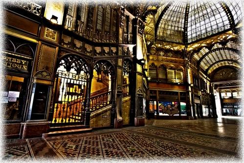 Budapest Parizsi udvar