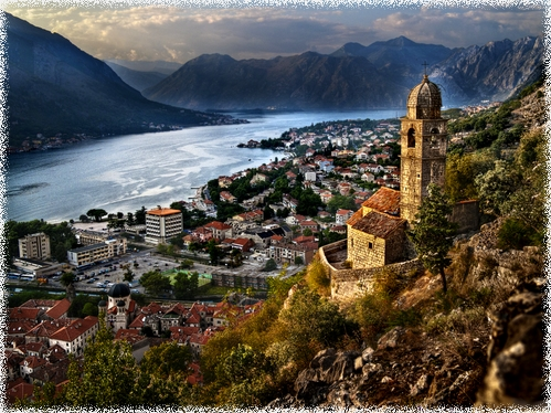Kotor - Panorama