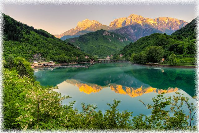 Bosnia and Herzegovina beautiful landscape
