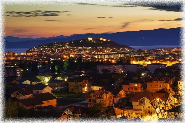 Ohrid even