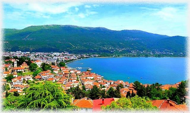 Ohrid pan