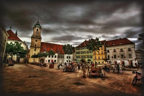 Bratislava - Stare Miasto