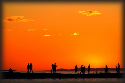 Senj - Sunset