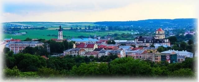 Kamieniec Podolski panorama sm