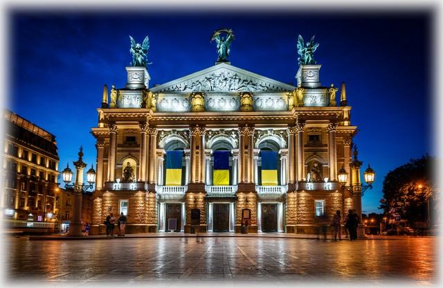 Lwów opera