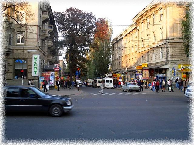 Armenian_street_Chisinau
