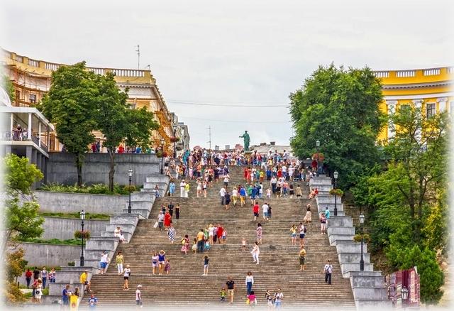 Odessa Schody