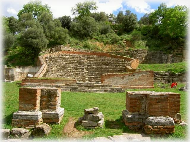 Apollonia odeon